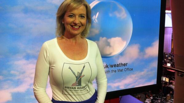 Carol Kirkwood Weather