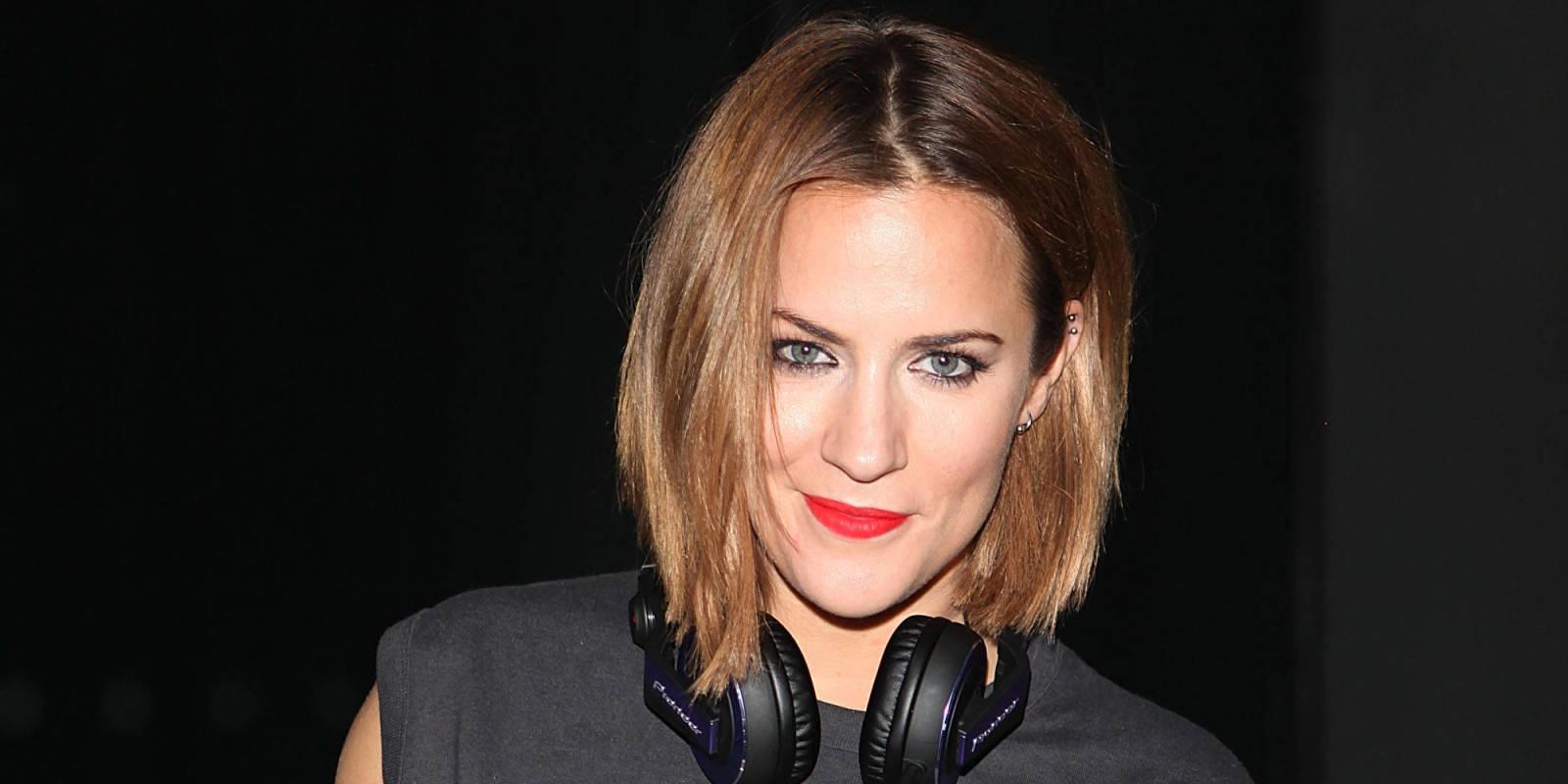 Caroline Flack Sexiest Presenters On Television Amp Radio
