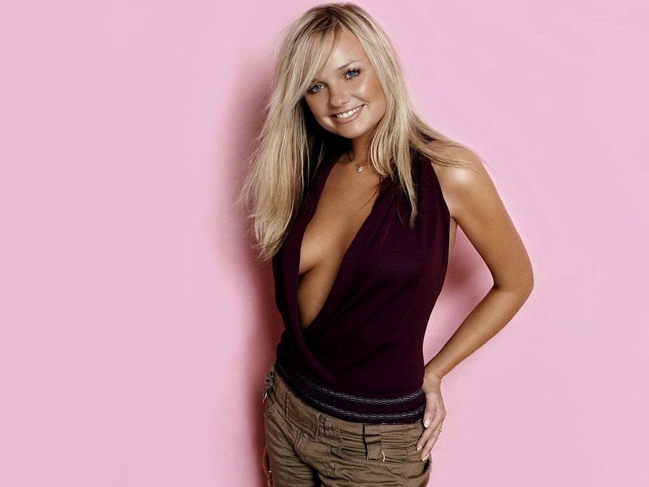 Emma bunton in lingerie